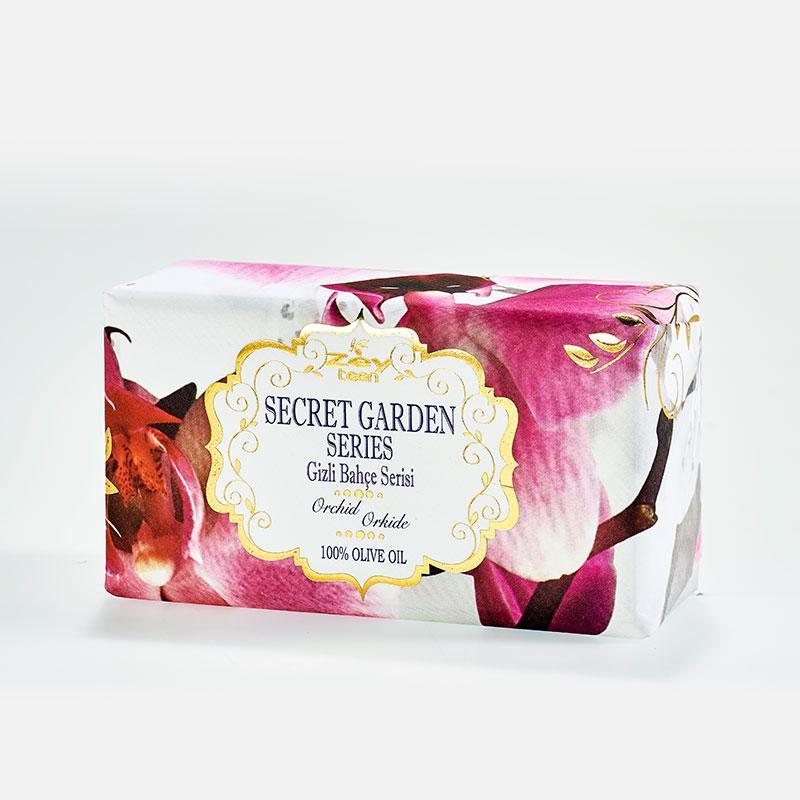 ZEYTEEN - SECRET GARDEN SERIES – ORKİDE