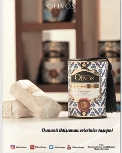 Olivos Soaps